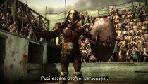 Spartacus Legends - Video con il cast del gioco