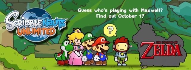 Personaggi Nintendo in Scribblenauts Unlimited?