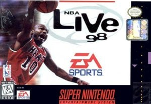NBA Live 98 per Super Nintendo Entertainment System