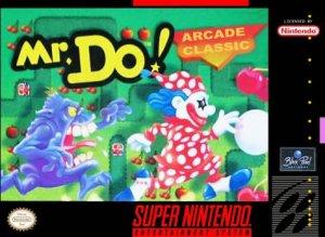 Mr. Do! per Super Nintendo Entertainment System
