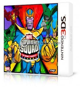 Marvel Super Hero Squad: The Infinity Gauntlet per Nintendo 3DS