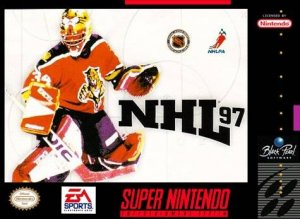 NHL '97 per Super Nintendo Entertainment System