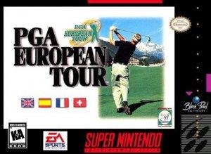 PGA European Tour per Super Nintendo Entertainment System