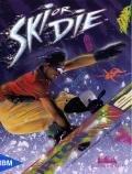 Ski or Die per PC MS-DOS
