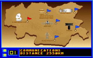 Skunny's Desert Raid per PC MS-DOS