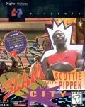 Slam City with Scottie Pippen per PC MS-DOS