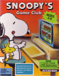 Snoopy's Game ClubSnowstrike per PC MS-DOS
