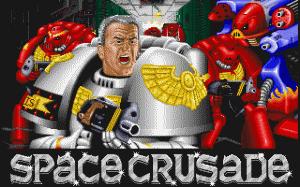 Space Crusade per PC MS-DOS
