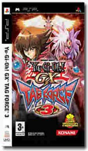 Yu-Gi-Oh! GX Tag Force 3 per PlayStation Portable