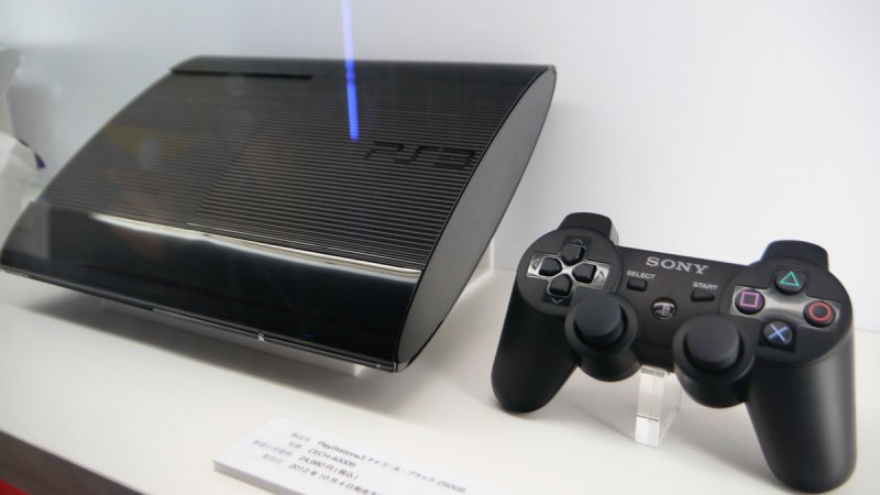 Una Playstation in forma