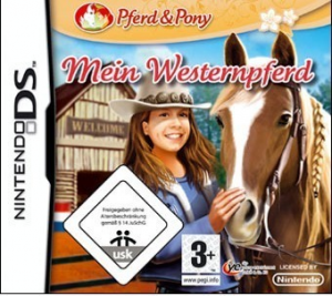 My Western Horse  per Nintendo DS