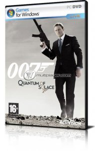 James Bond: Quantum of Solace per PC Windows