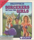 Spellcasting 101: Sorcerers get all the Girls per PC MS-DOS