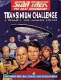 Star Trek: The Next Generation - The Transinium Challenge per PC MS-DOS