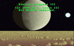 Stellar Conquest 3: Hostile Takeover per PC MS-DOS