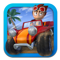 Beach Buggy Blitz per iPhone