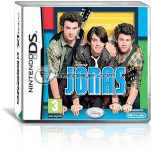 Jonas per Nintendo DS