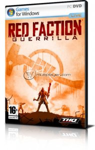 Red Faction: Guerrilla per PC Windows