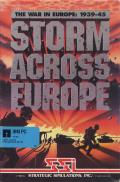Storm Across Europe per PC MS-DOS