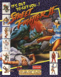 Street Fighter II: The World Warrior per PC MS-DOS