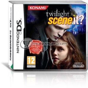 Scene it? Twilight per Nintendo DS