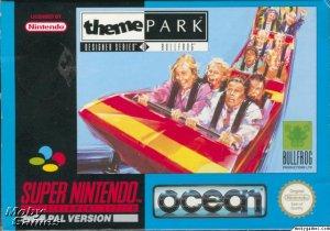 Theme Park per Super Nintendo Entertainment System