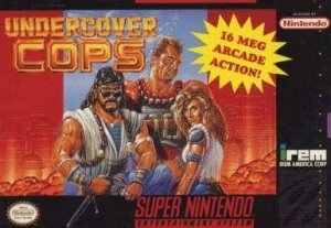 Undercover Cops per Super Nintendo Entertainment System