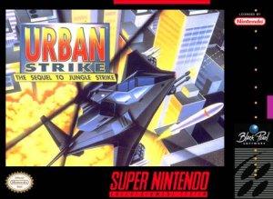 Urban Strike per Super Nintendo Entertainment System
