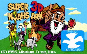 Super 3D Noah's Ark per PC MS-DOS