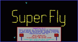 Superfly per PC MS-DOS
