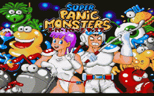 Super Panic Monsters per PC MS-DOS