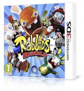 Rabbids Rumble per Nintendo 3DS