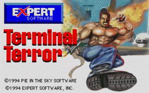 Terminal Terror per PC MS-DOS
