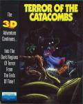 Terror of the Catacombs per PC MS-DOS
