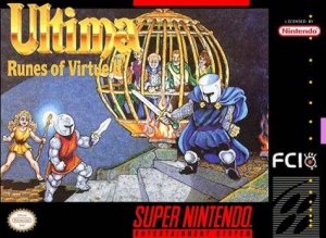Ultima: Runes of Virtue II per Super Nintendo Entertainment System