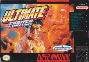 Ultimate Fighter per Super Nintendo Entertainment System