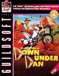 The Adventures of Down Under Dan per PC MS-DOS