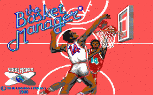 The Basket Manager per PC MS-DOS