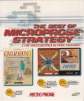 The Best of Microprose Strategy per PC MS-DOS