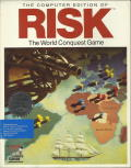 The Computer Edition of Risk: The World Conquest Game per PC MS-DOS