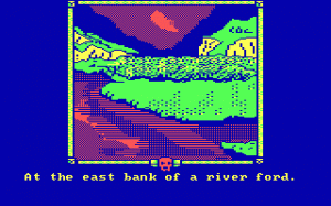 The Fellowship of the Ring per PC MS-DOS