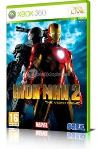Iron Man 2 per Xbox 360