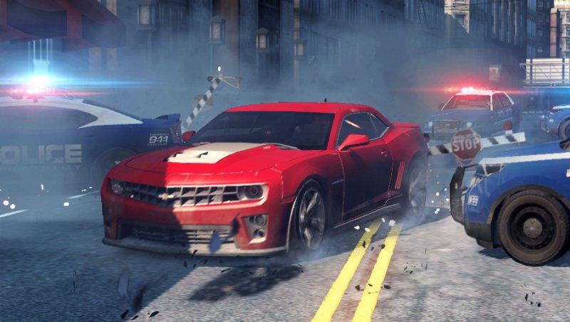 Need for Speed: Most Wanted, la versione PlayStation Vita sarà identica a quella PS3