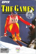 The Games: Winter Edition per PC MS-DOS