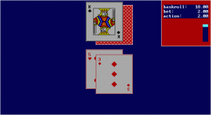 The Las Vegas EGA Casino per PC MS-DOS