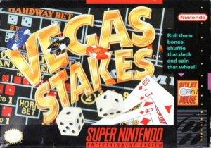 Vegas Stakes per Super Nintendo Entertainment System