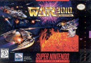 War 3010: The Revolution per Super Nintendo Entertainment System