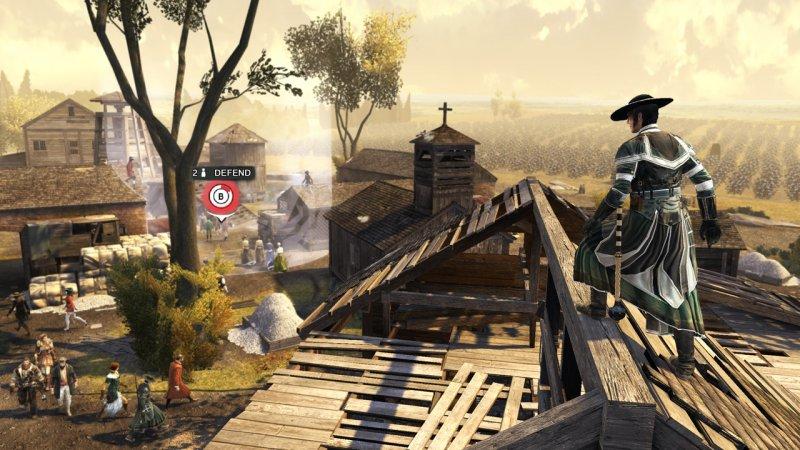 Assassin's Creed III, al via il primo evento multiplayer
