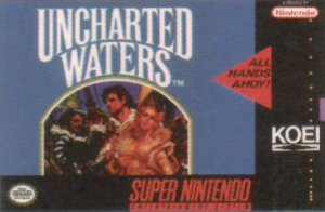Uncharted Waters per Super Nintendo Entertainment System