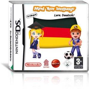 Mind Your Language: Impara il Tedesco! per Nintendo DS